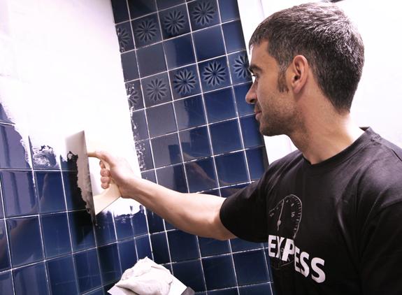 Renovar los azulejos del baño y cocina sin obras   descubre más ...