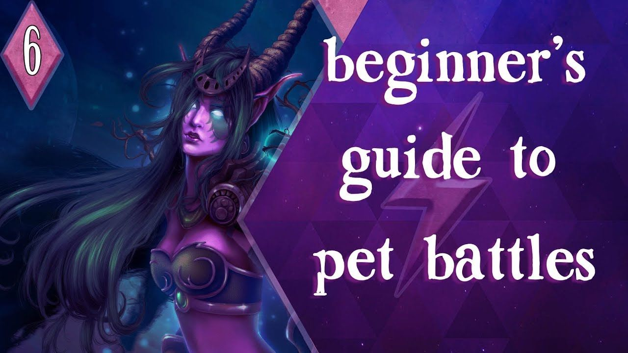 World Of Warcraft Beginners Guide Part 6 Battle Pets World Of