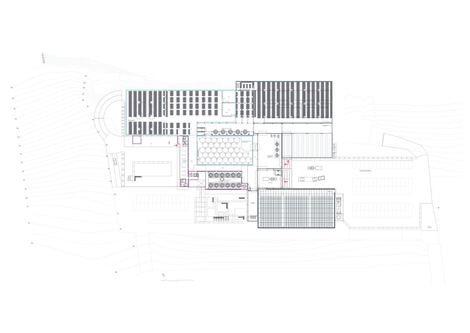 Galería - Bodega Pago de Carraovejas / Amas4arquitectura - 23