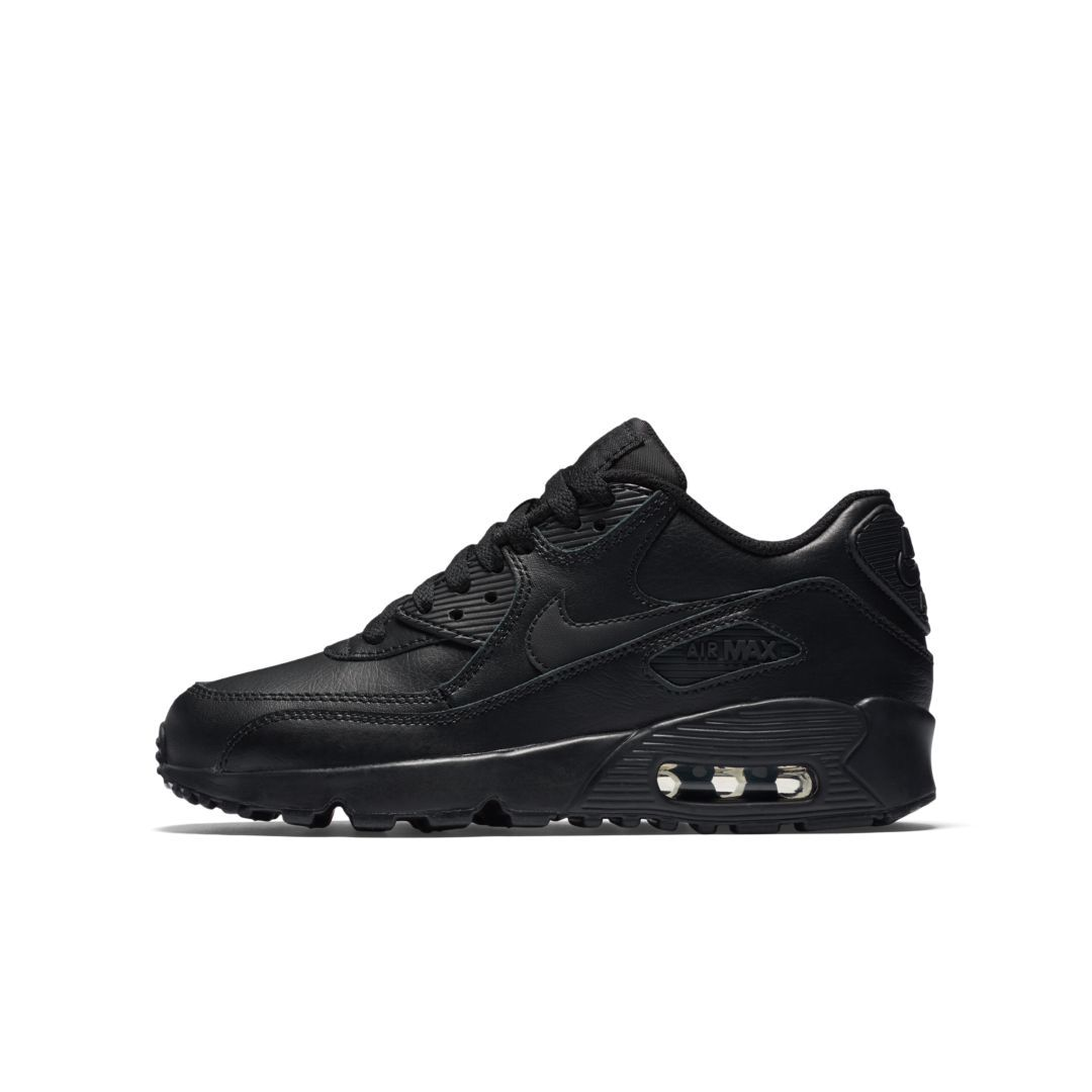 quality design 99e4c 2d7f0 Air Max 90 Leather Little Kids' Shoe | Products | Air max 90 ...