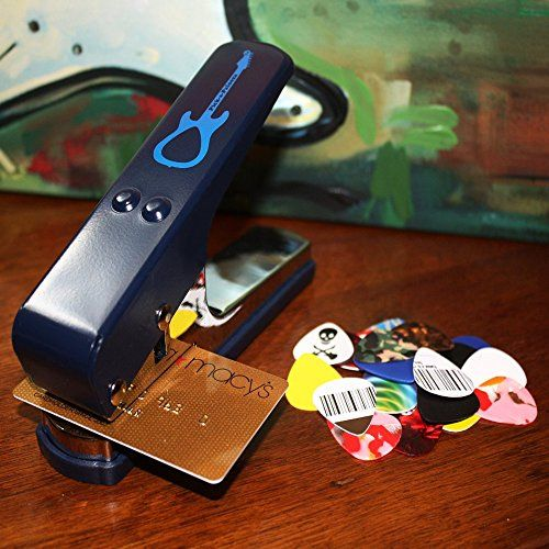 Pick-a-Palooza DIY Guitar Pick Punch Now You ... A Premium Guitar Pick Maker