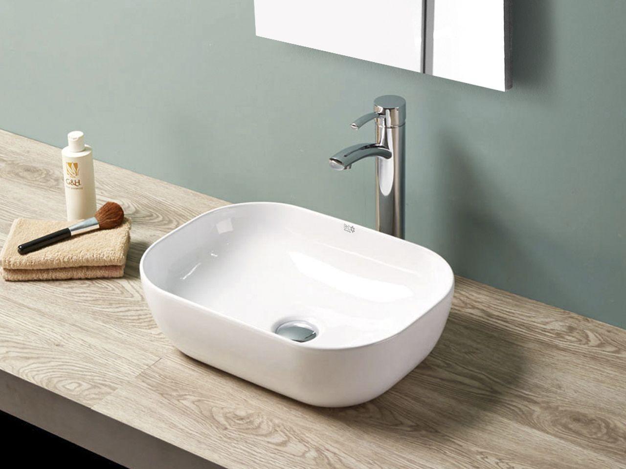 Lavello Bagno ~ Clear lavabo appoggio cm iperceramica lavabi bagno
