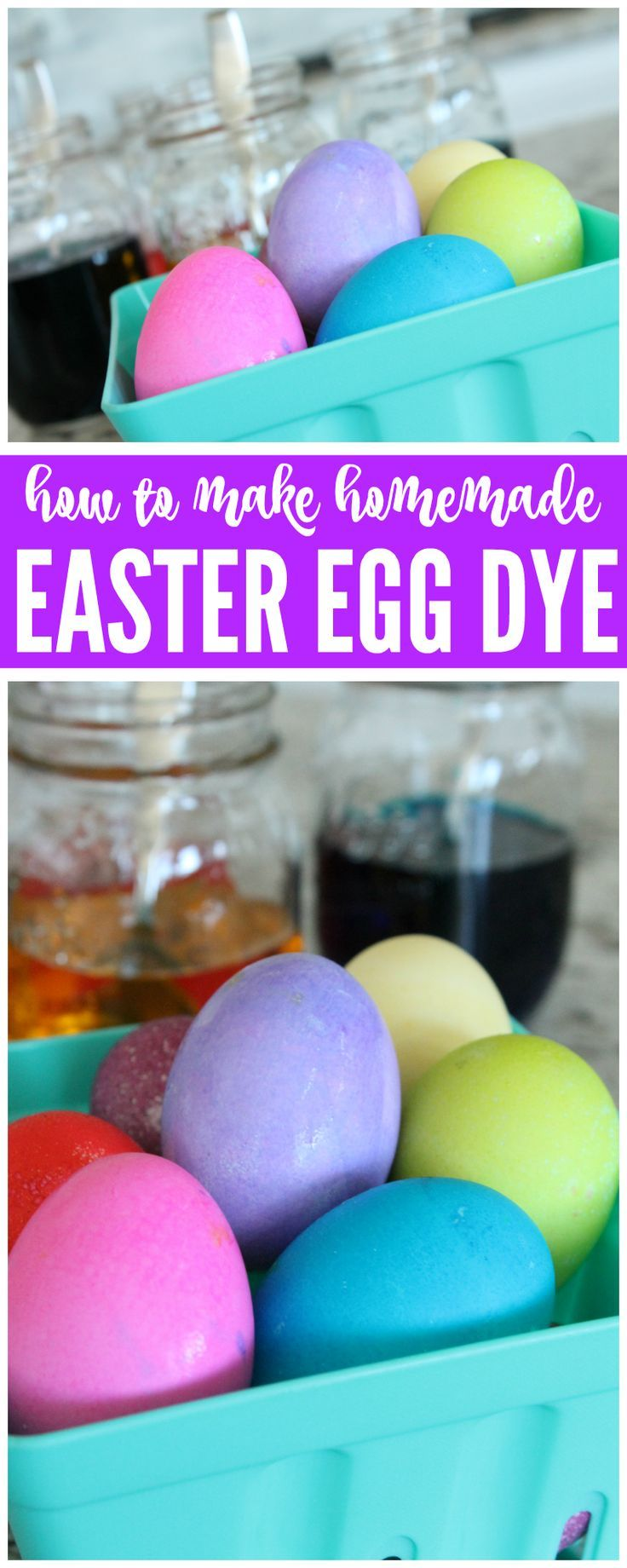 Homemade easter egg dye recipe this is a fun way to decorate eggs homemade easter egg dye recipe this is a fun way to decorate eggs and diy forumfinder Images