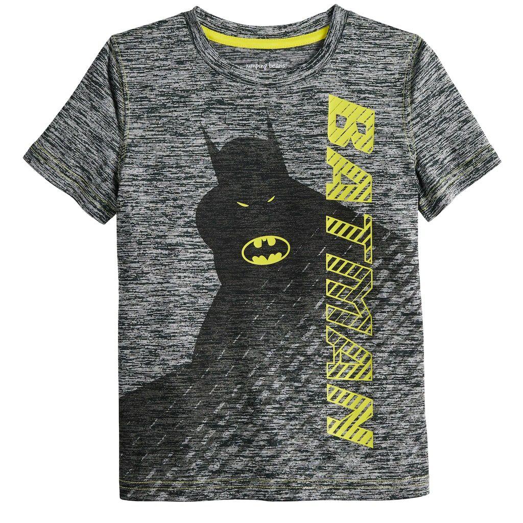 df04ac7f9df Boys 4-12 Jumping Beans® DC Comics Batman Active Tee