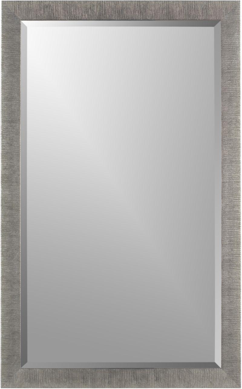 Silver birch rectangular wall mirror home is where my - Silver bathroom mirror rectangular ...