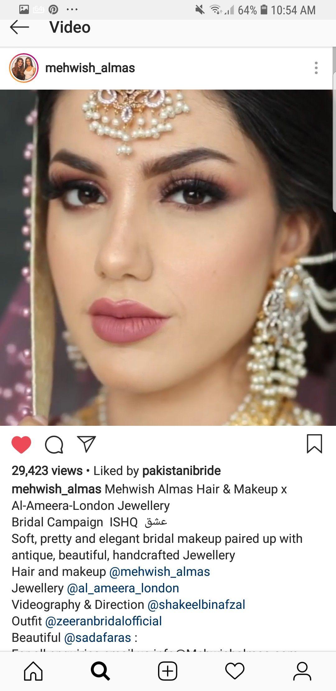 Indian Bridal Makeup Stani Desi