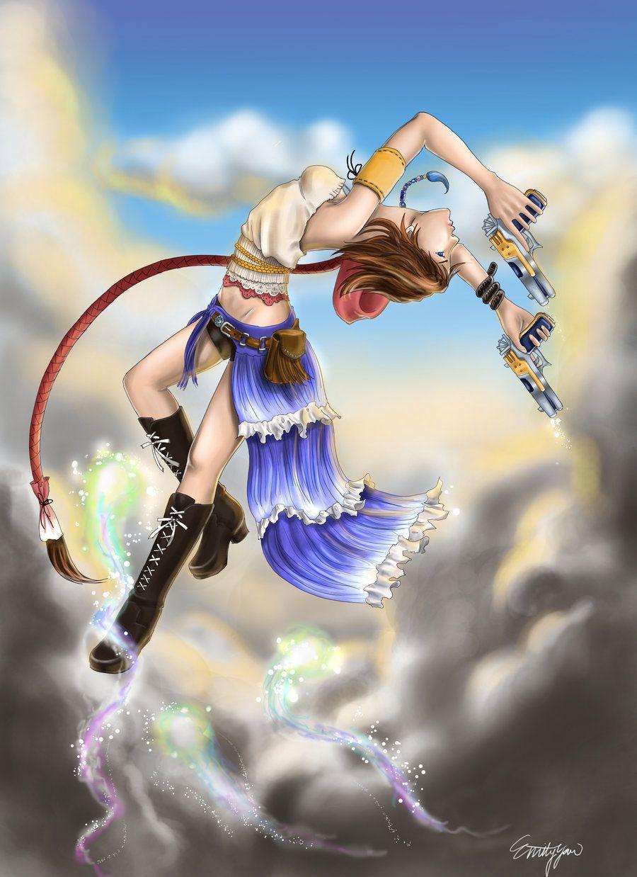 Yuna Ffx 2 Final Fantasy Girls Final Fantasy Art Final Fantasy Artwork