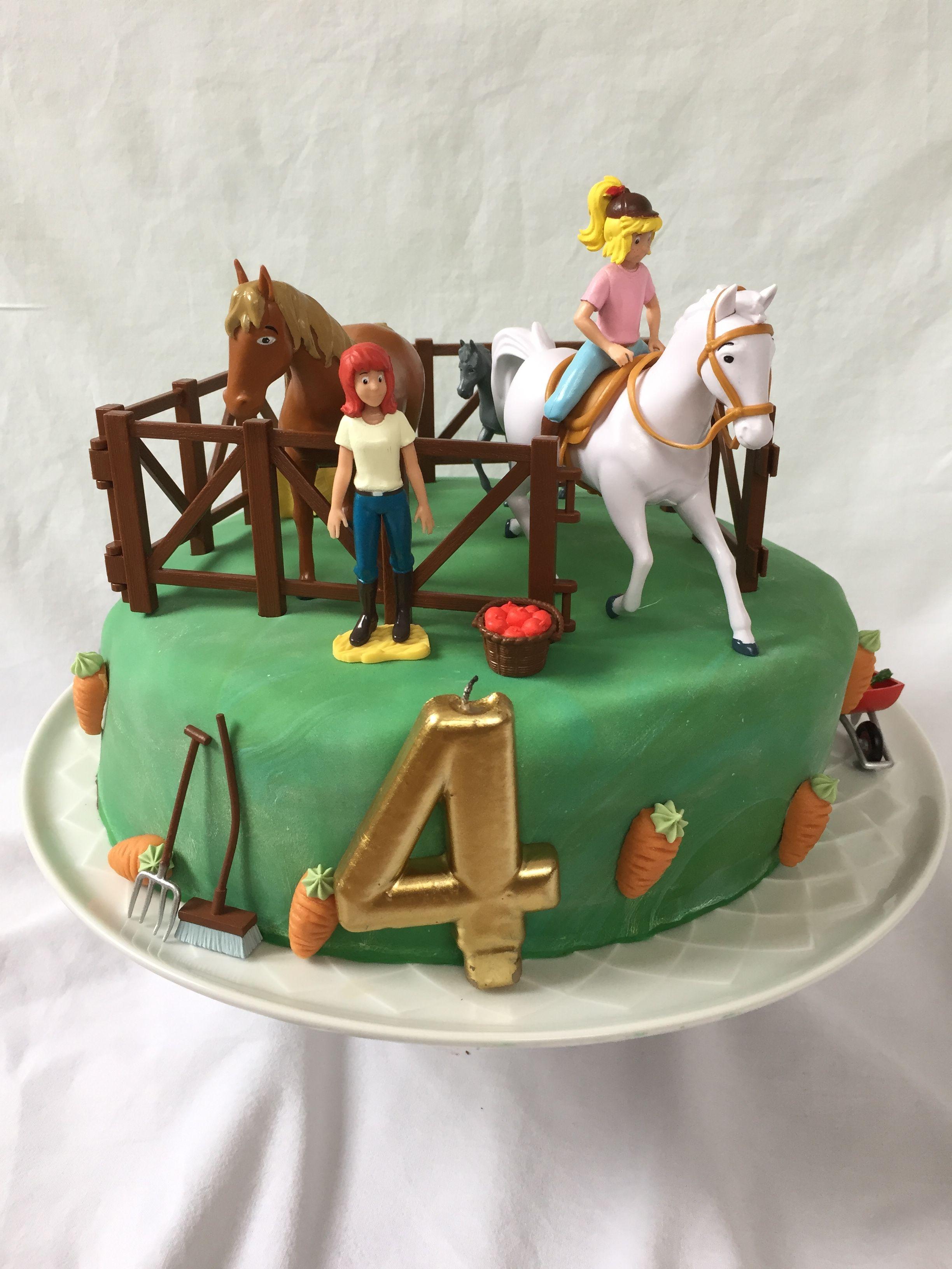 Bibi Und Tina Torte Bibi Und Tina Torte Geburtstagskuchen Kinder Bibi Und Tina