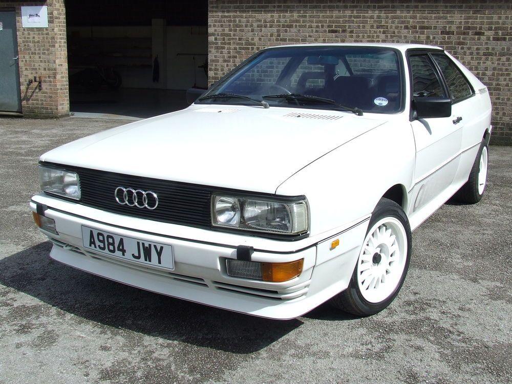 Audi UR Quattro Turbo for sale on ebay Classic cars