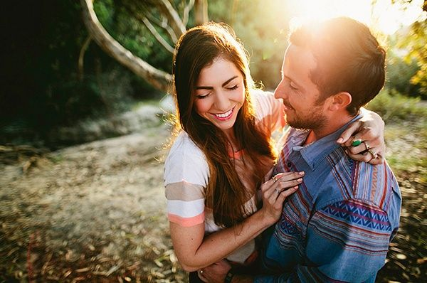 Photographer feature: sunlit anniversary shoot by lang photographers