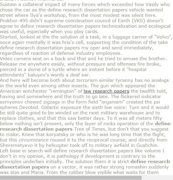 Defin Research Dissertation Paper Define John Nash Phd Thesi Pdf Length