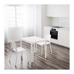 VANGSTA Tavolo allungabile, bianco - IKEA | house wishlist ...
