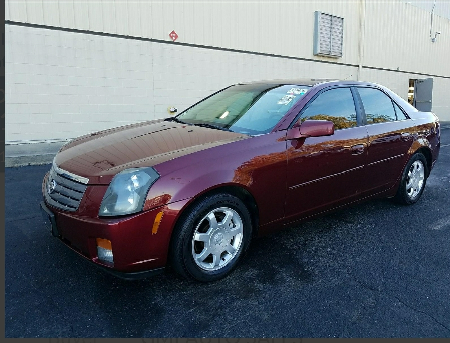 2003 Cadillac Cts 150k Miles Price For Immediate Sell 3500