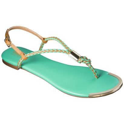 6e3ccb62adfa9 Women s Mossimo Audrey Braided Strap Sandal - Assorted Colors ...