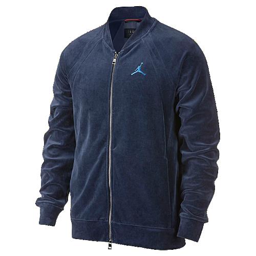 Jordan JSW Velour Jacket Men's in 2019 | Velour jackets