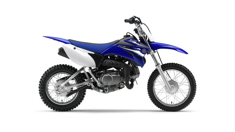 Nick Loves His Dirt Bike This Is His Bike A Yamaha 110cc 2012 Motorcycles For Sale Yamaha Pit Bike