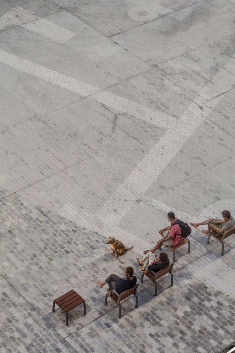 VORA Arquitectura || Entorno del Mercado del Born (Barcelona, España) || 2013