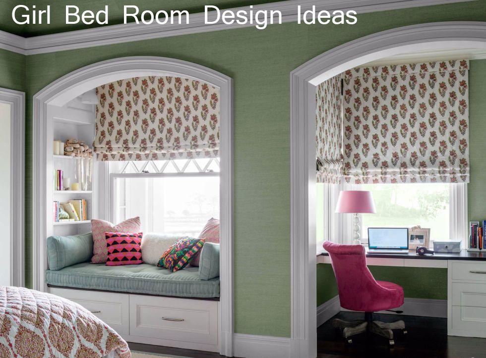 #girlbedroom #girlbed #design #creative #decor #ideas