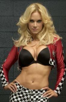 Barbara Moore Hot