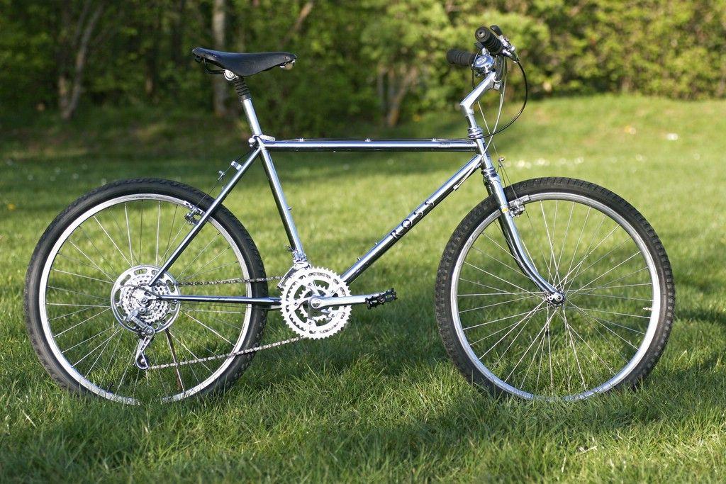 Ross Mt Hood 1985 | retro mtb | Hoods, Bicycle, Bike