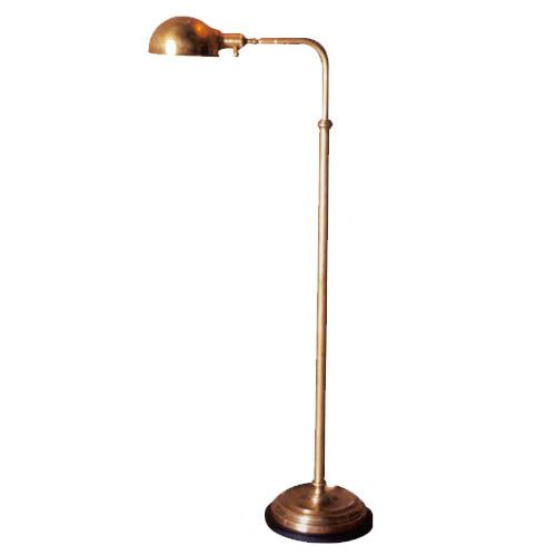 Visual Comfort and Company Apothecary Antique Brass Floor Lamp ...
