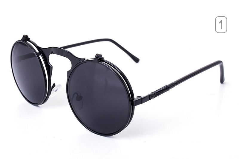 043429ad856bac Be different. Complete your Steampunk look with these stylish and  fashionable sunglasses.