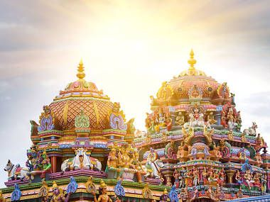 Kapaleeshwarar Temple - Chennai - India