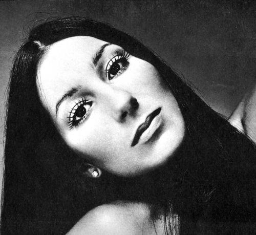 Cher. When she still looked Armenian :)