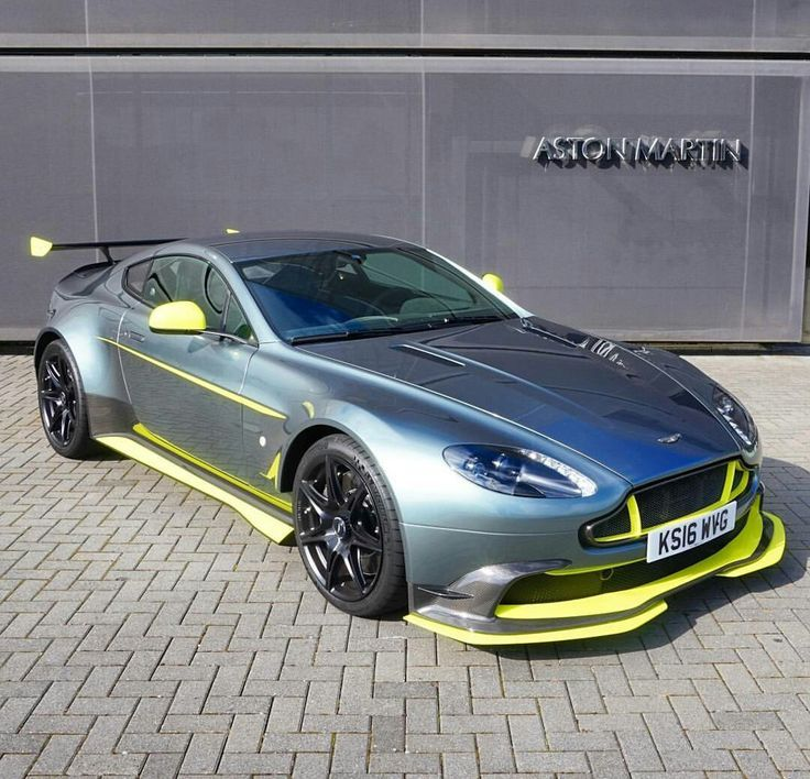 The Superb Aston Martin