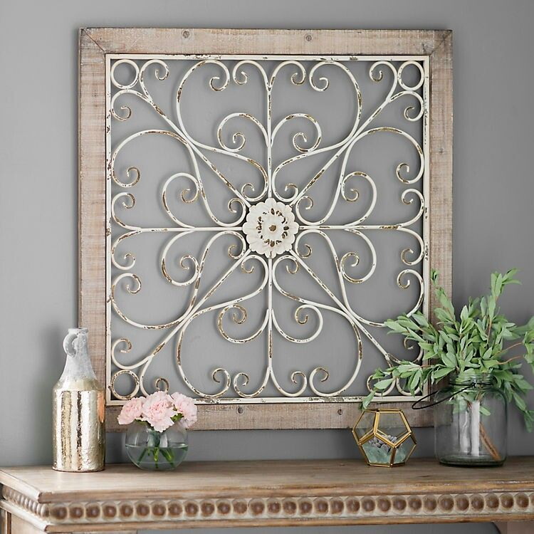Pin By Carrie Spears On House Ideas Rustic Wall Art Iron Wall