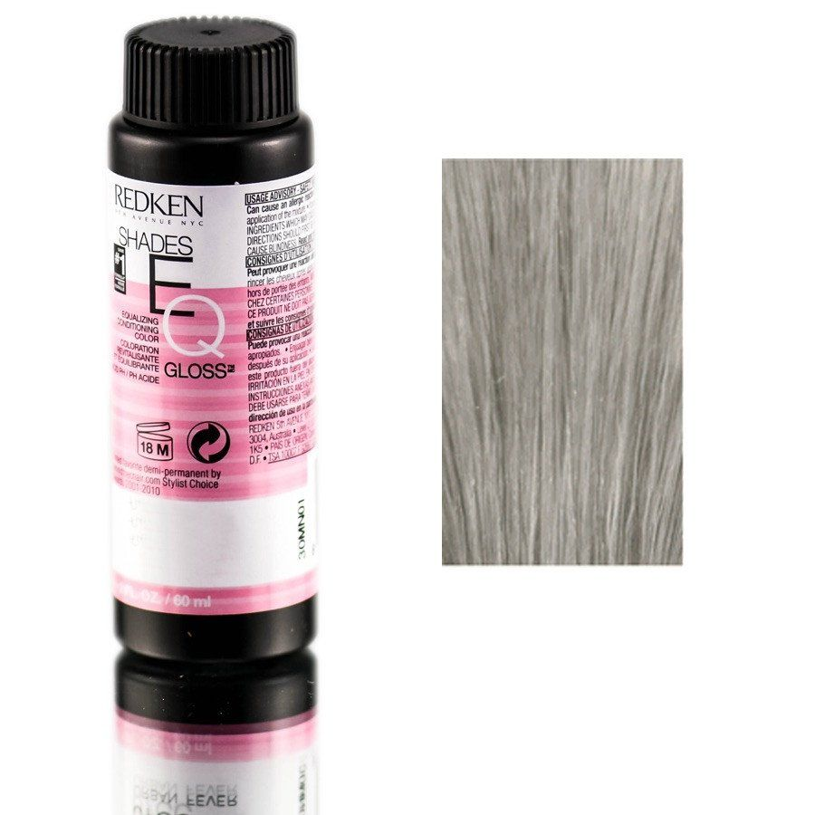 Redken shades eq equalizing conditioning color gloss 09b color sterlingredken shades eq demi permanent equalizing haircolor conditioning gloss is the long lasting no lift non ammonia demi permanent hair nvjuhfo Images