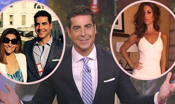Fox News Golden Boy Jesse Watters Affair With Young Coworker Revealed After His Wife Files For Divorce Celebrity Gossip Celebrity News Hollywood Gossip