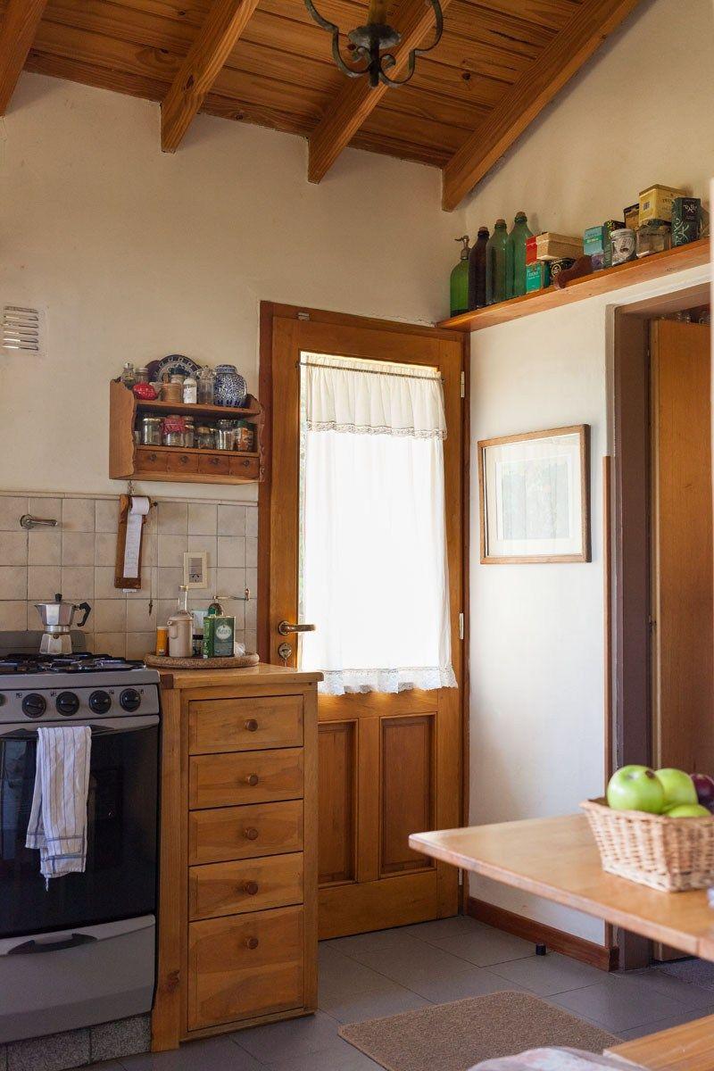 Interiores 180 el cielo decoraci n de cocina r stica for Cielos de cocinas