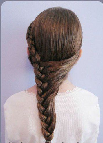 Tomaniere 25 Cute Hairstyle Ideas For Little Girls Hair Styles Cute Hairstyles Hairstyle
