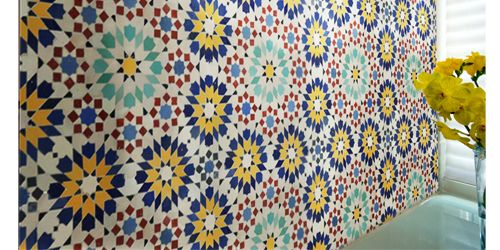 Zellige Tiles By Mosaic House Mosaic House Mosaic Moroccan Tile