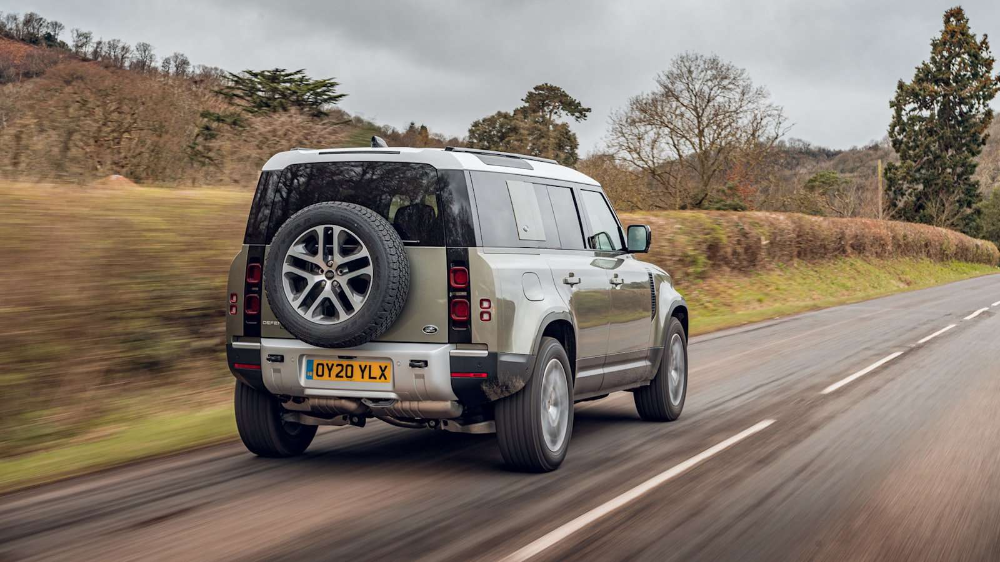 2020 Land Rover Defender Review in 2020 Land rover