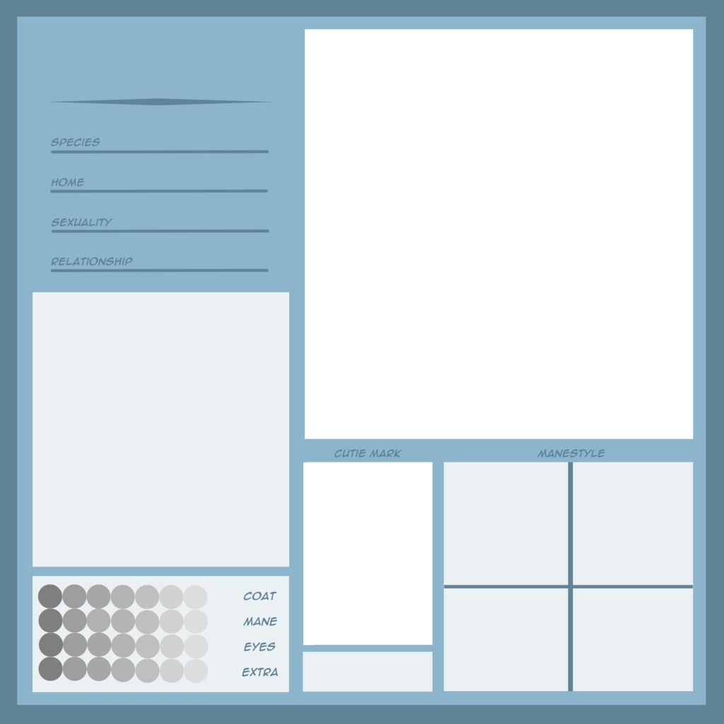 Character Sheet Template By KeepYourselfAliveDeviantartCom On
