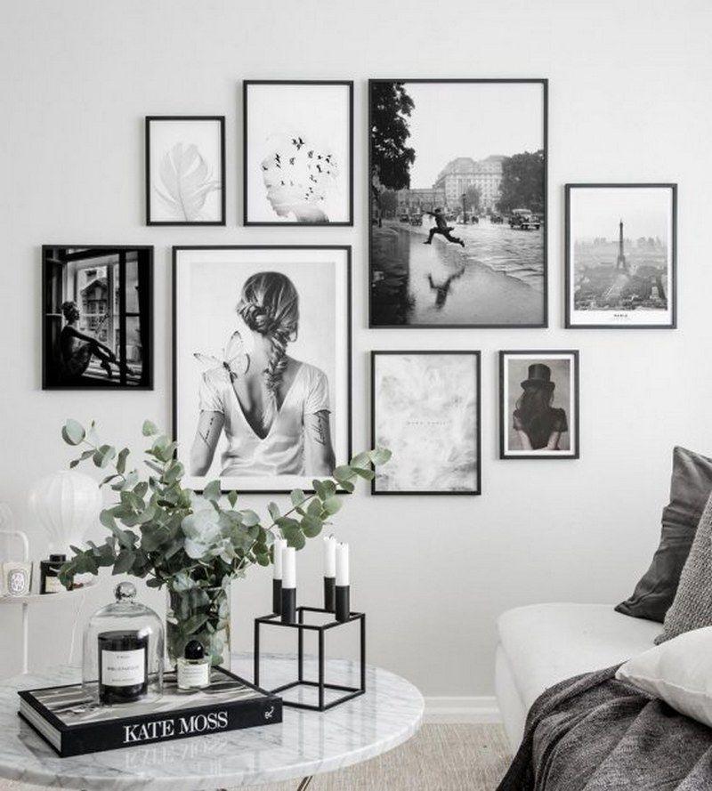 Deco Hygge : Comment décorer un mur avec des posters et des cadres ? – La Minute dEmy Blog Lifestyle
