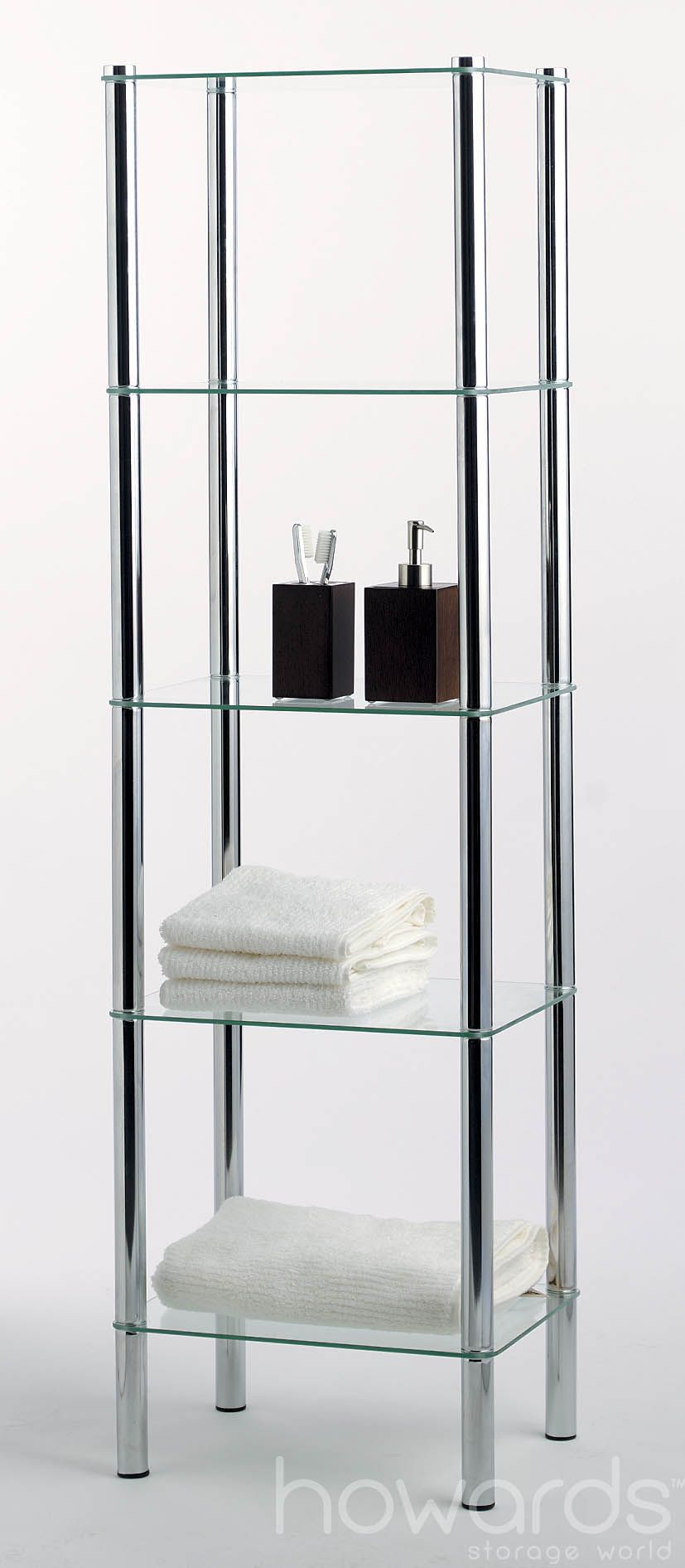 5 Tier Gl Shelf Unit Available From Howards Storage World