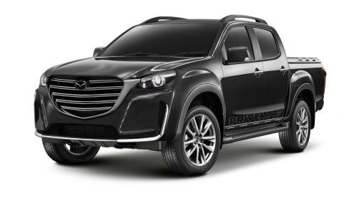 Next Mazda Bt 50 Pickup Promises Kodo Design Isuzu Base Mazda Chevy Cruze New Engine