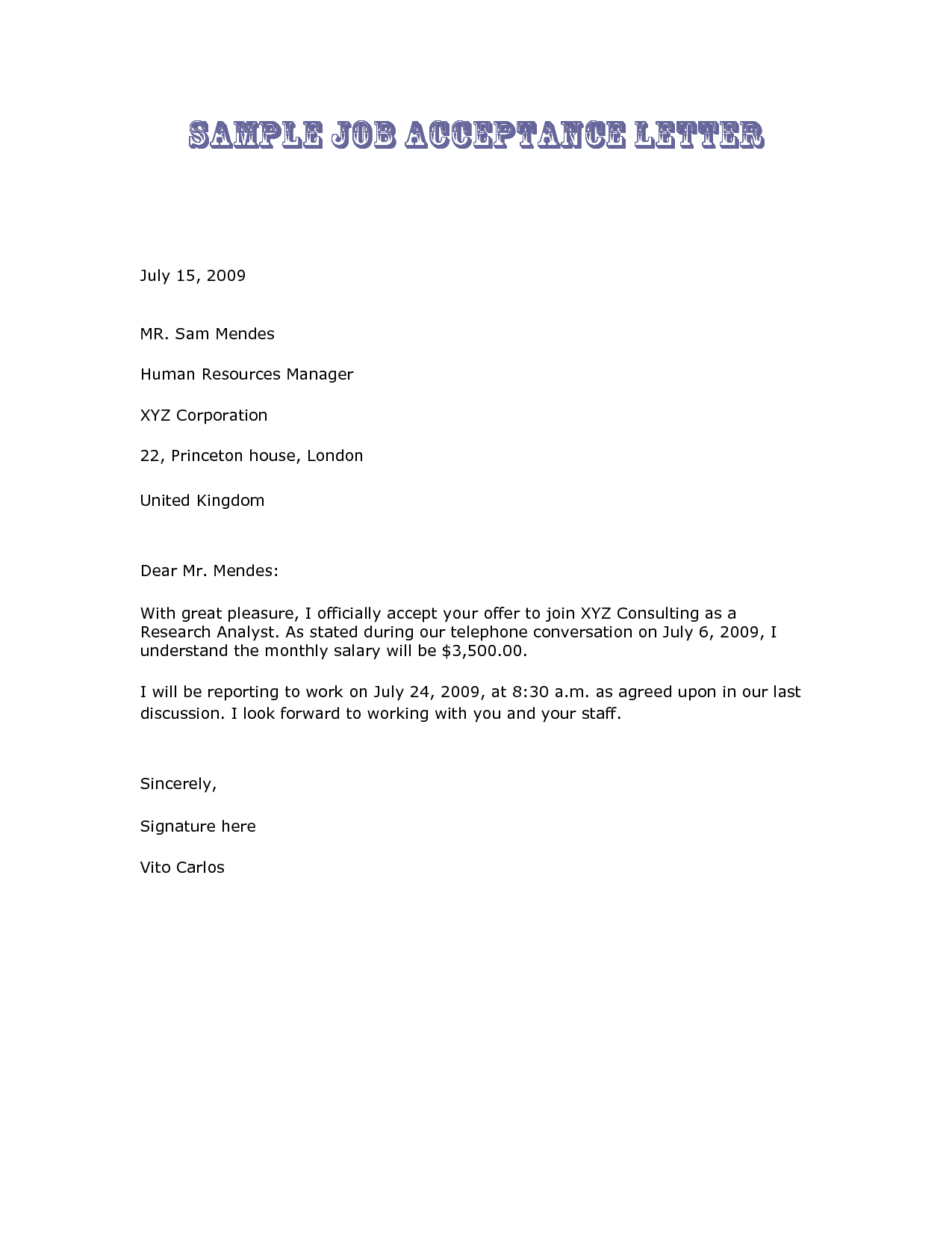 Cancellation Letter Sample Email Send Resume And Cover Bsnl
