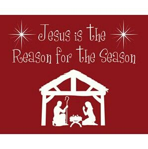 Jesus Is The Reason Merry Christmas Everyone Happy Birthday Jesus Jesus Birthday