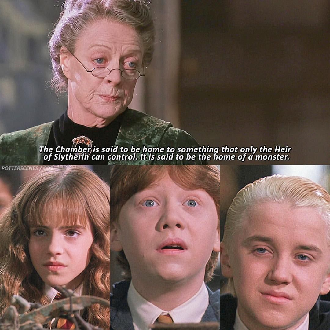 Chamberofsecrets 2002 Harry Potter Films Harry Potter Illustrations Harry Potter Jokes