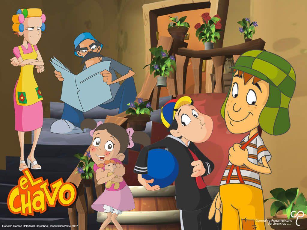 El Chavo Del 8 Animado Wallpapers Pastel Birthday Birthday
