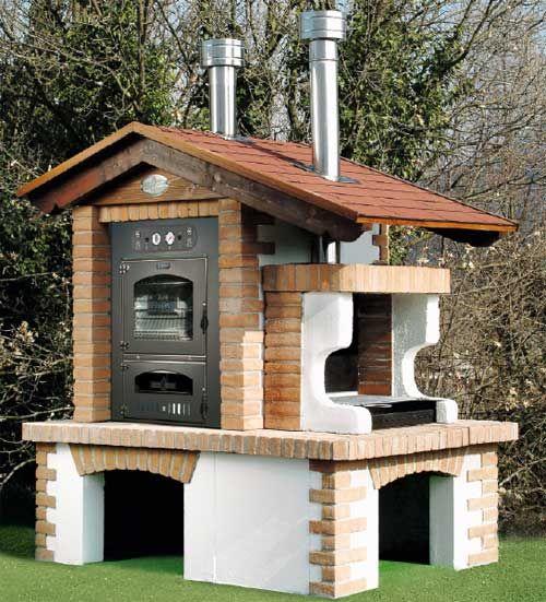 forno a legna - Cerca con Google | pizzaoven | Pinterest | Garden ...