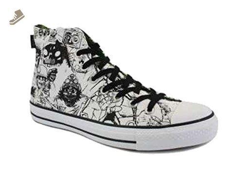 bd4563260203c Converse Men's Ct As Hi Sneakers White/black Men's 11.5 Women's 13.5 ...