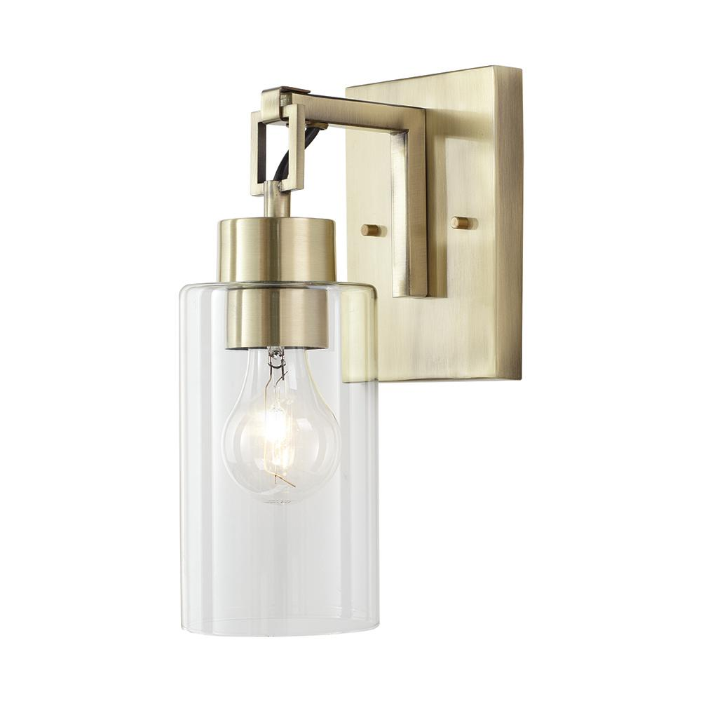 Light Antique Br Retro Sconce Pd5
