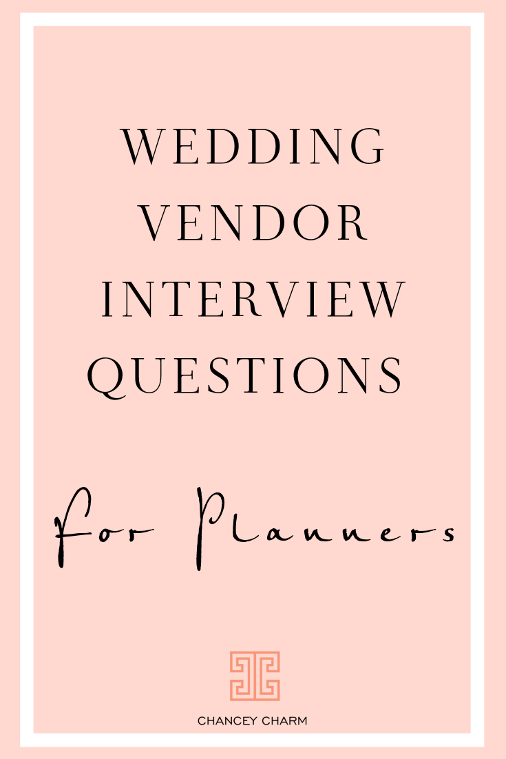 Questions To Ask Wedding Vendors Questions To Ask Vendors For Your Wedding Wedding Vendors Wedding Planner Resources This Or That Questions