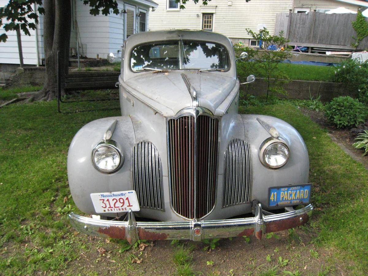 1941 Packard 110 Sedan | AMERICAN WORKHORSE | Pinterest | Sedans and ...