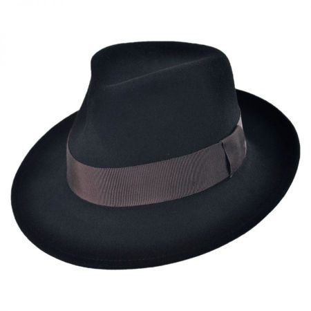 6ca3bc617d1 Branson Crushable Fedora Hat available at  Brighton
